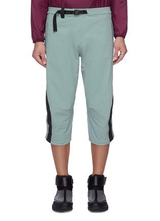 Main View - Click To Enlarge - KIKO KOSTADINOV - xASICS adjustable waist panel outseam pants