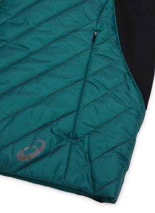 - KIKO KOSTADINOV - xASICS colourblock panel reversible insulated jacket