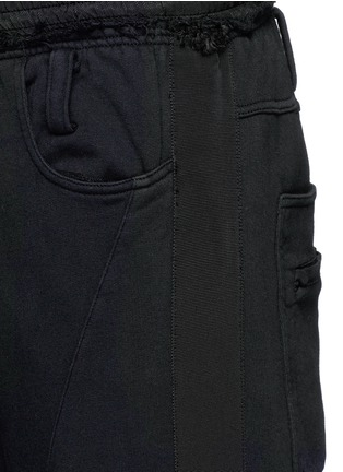 Detail View - Click To Enlarge - Haider Ackermann - 'Perth' relaxed fit jogging pants