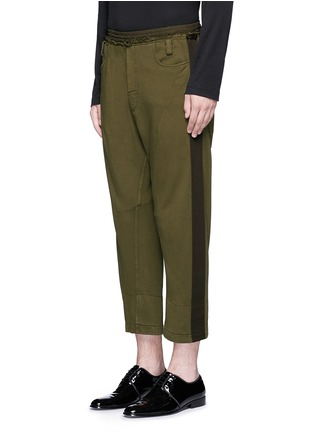 Front View - Click To Enlarge - Haider Ackermann - 'Perth' relaxed fit jogging pants