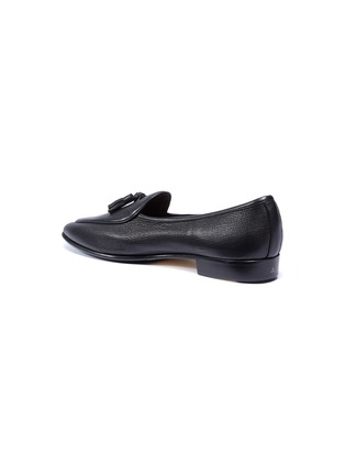 - BAUDOIN & LANGE - 'Sagan' tassel leather loafers