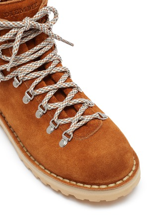 Detail View - Click To Enlarge - DIEMME - 'Roccia Viet' suede hiking boots