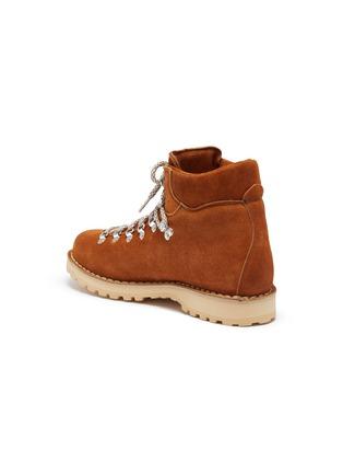 - DIEMME - 'Roccia Viet' suede hiking boots