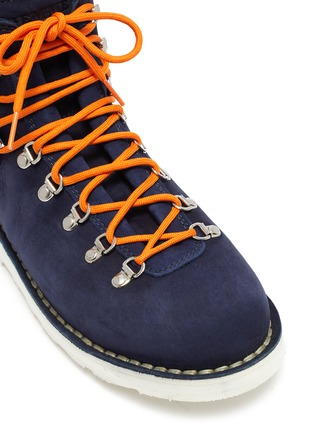 Detail View - Click To Enlarge - DIEMME - 'Roccia Viet' nubuck leather hiking boots