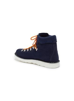 - DIEMME - 'Roccia Viet' nubuck leather hiking boots