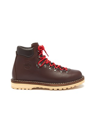 Main View - Click To Enlarge - DIEMME - 'Roccia Viet' leather hiking boots
