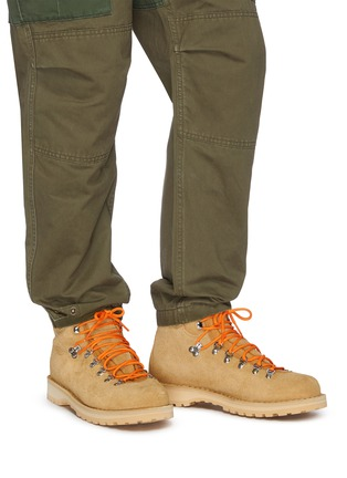Figure View - Click To Enlarge - DIEMME - 'Roccia Viet' leather hiking boots