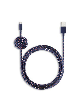 Main View - Click To Enlarge - Native Union - Night lightning charging cable