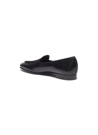 - EDHÈN - 'Kensington' suede panel leather loafers