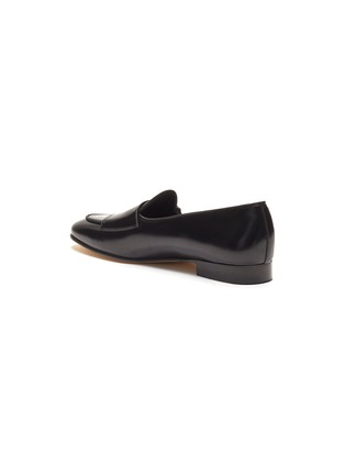 - EDHÈN - 'Brera' double monk strap leather shoes
