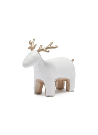 Main View - Click To Enlarge - ZUNY - Reindeer bookend – Gold-tone