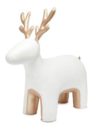 Main View - Click To Enlarge - ZUNY - Giant reindeer Miyo – White /Gold