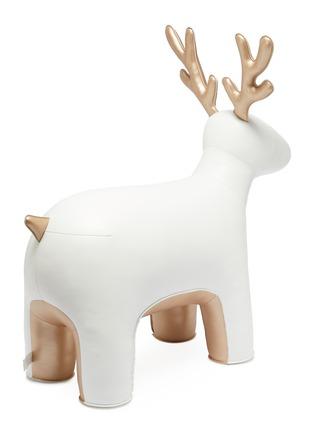 Figure View - Click To Enlarge - ZUNY - Giant reindeer Miyo – White /Gold