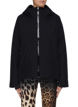 Main View - Click To Enlarge - SAVE THE DUCK - Gore-Tex® lined hooded puffer jacket
