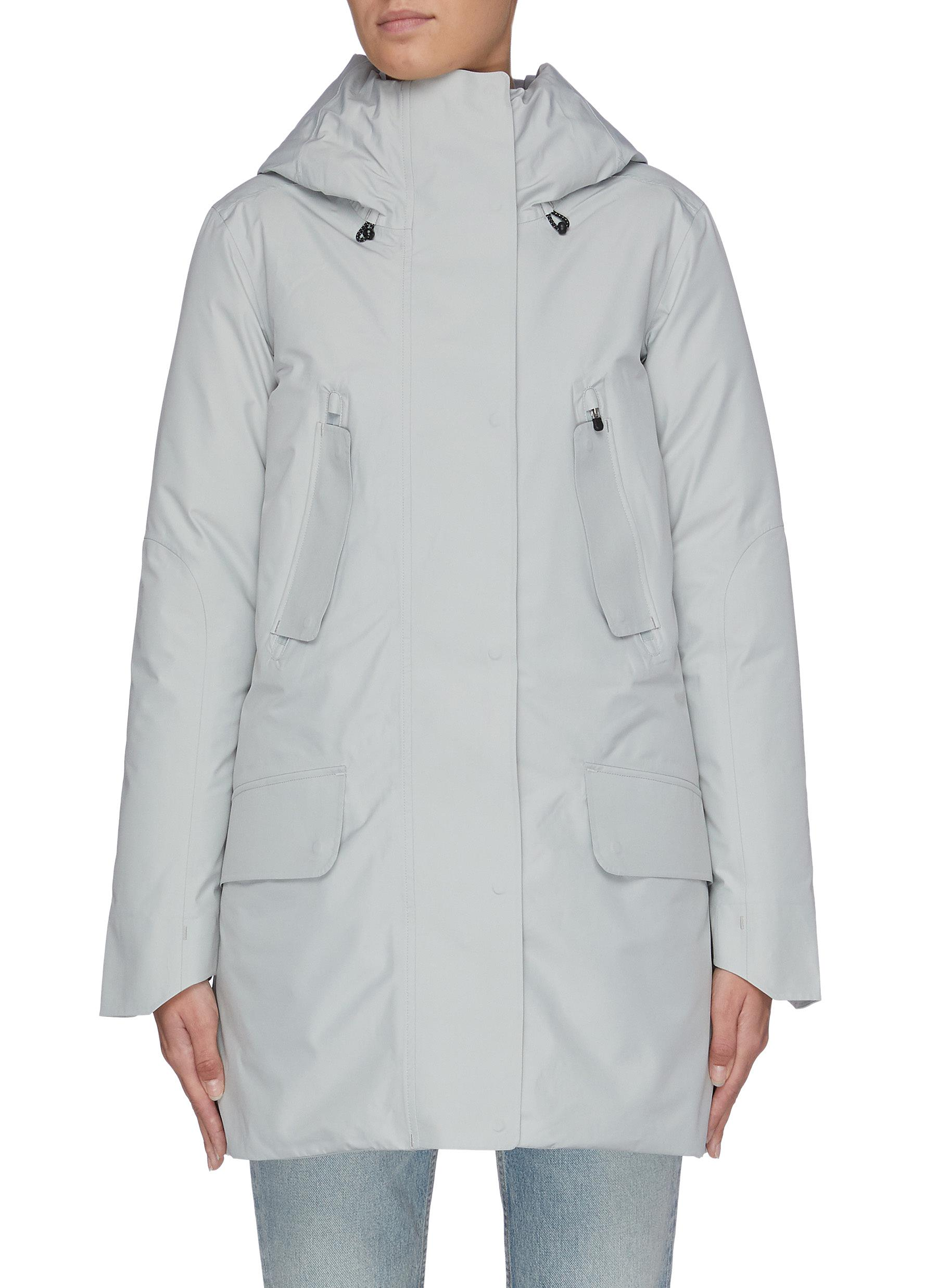 newest collection 339d9 5b5d2 Gore-Tex® lined hooded puffer parka
