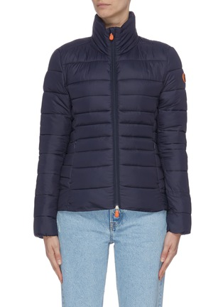 Main View - Click To Enlarge - SAVE THE DUCK - 'Classic' hooded puffer jacket