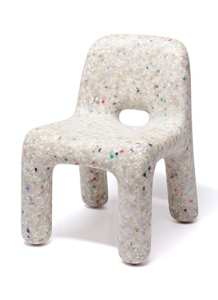 Main View - Click To Enlarge - ECOBIRDY - Charlie chair – Off White