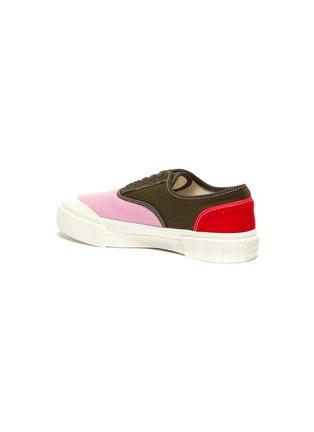 - GOOD NEWS - 'Babe 2' colourblock cotton sneakers