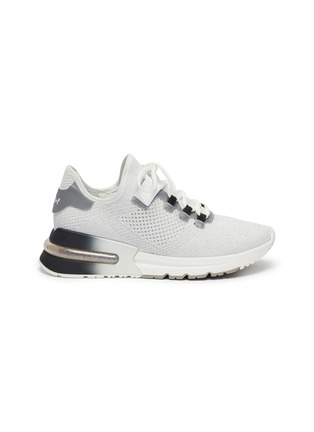Main View - Click To Enlarge - ASH - 'Krush Bis' knit sneakers