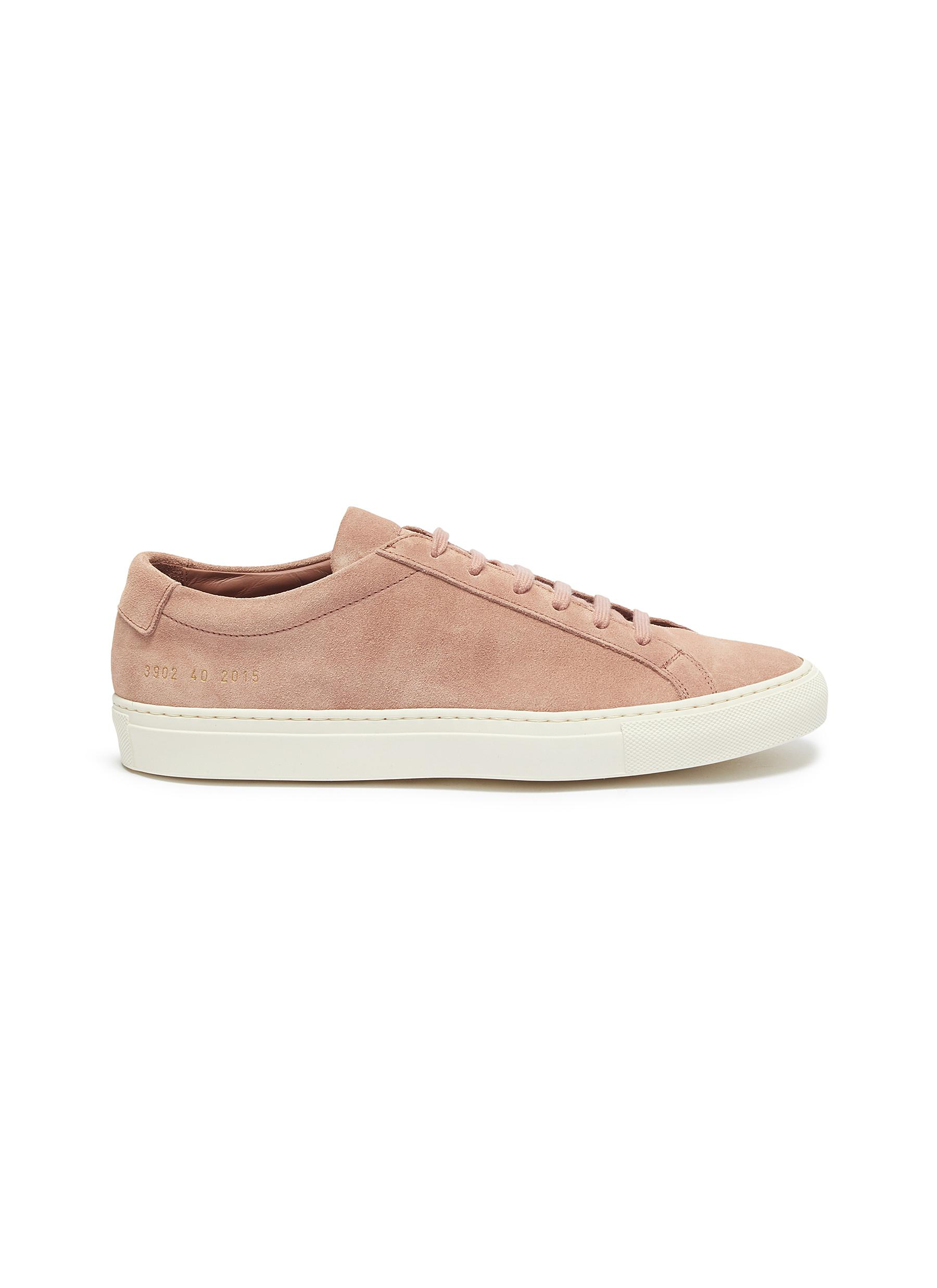 Original Achilles suede sneakers by Common Projects