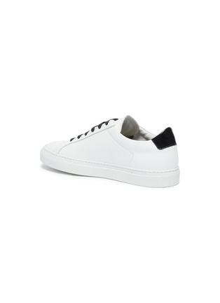 - COMMON PROJECTS - 'Retro Low' leather sneakers