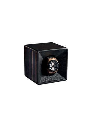Detail View - Click To Enlarge - AGRESTI - Watch Winder – Tempo Unico ebano