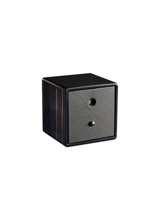 Main View - Click To Enlarge - AGRESTI - Watch Winder – Tempo Unico ebano