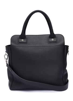 Main View - Click To Enlarge - CONNOLLY - 'Deck 1985' leather shoulder bag