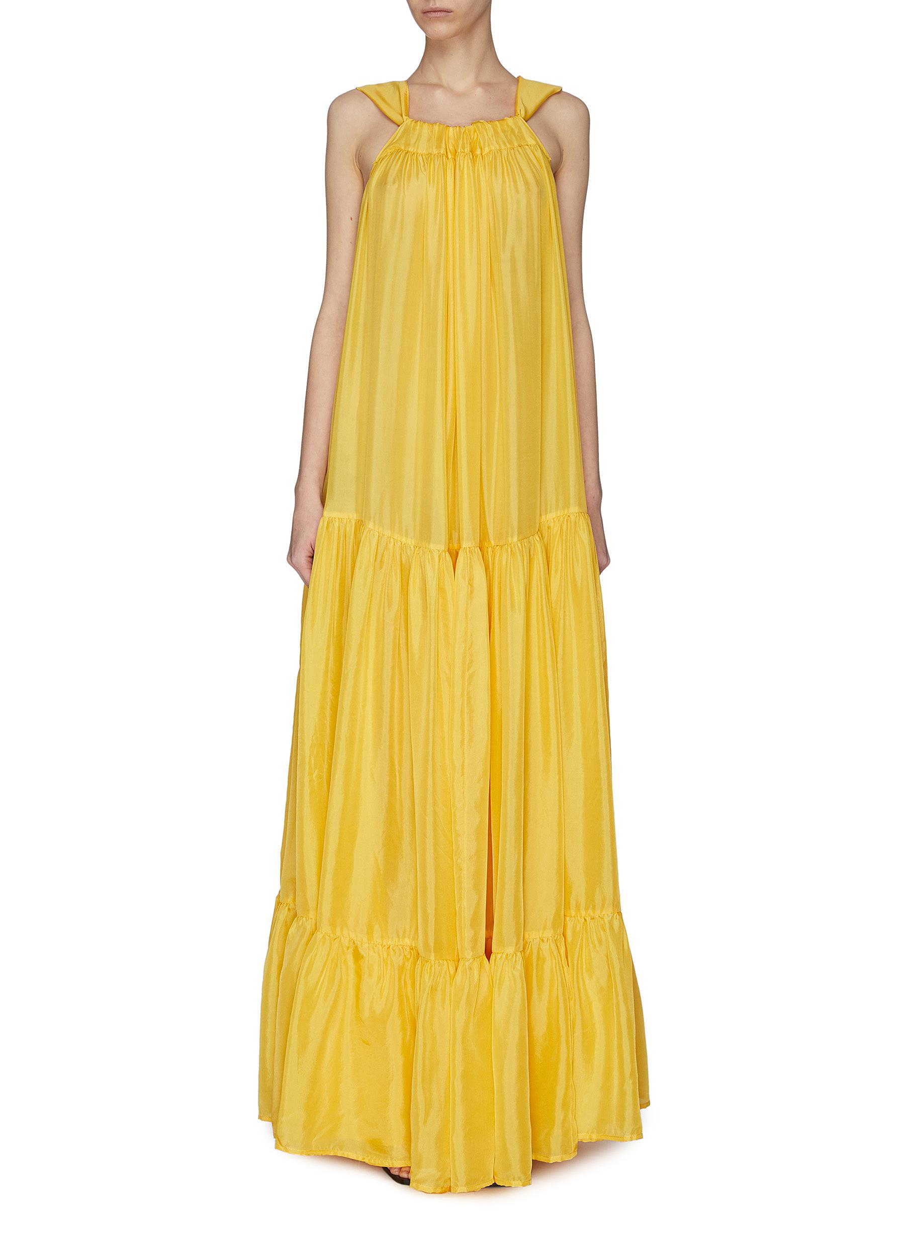 Buy Kalita Dresses 'Asiri' gathered gown