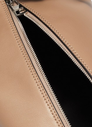 Detail View - Click To Enlarge - JW ANDERSON - 'Wedge' leather bag