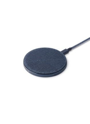Main View - Click To Enlarge - NATIVE UNION - Drop wireless charging pad – Indigo
