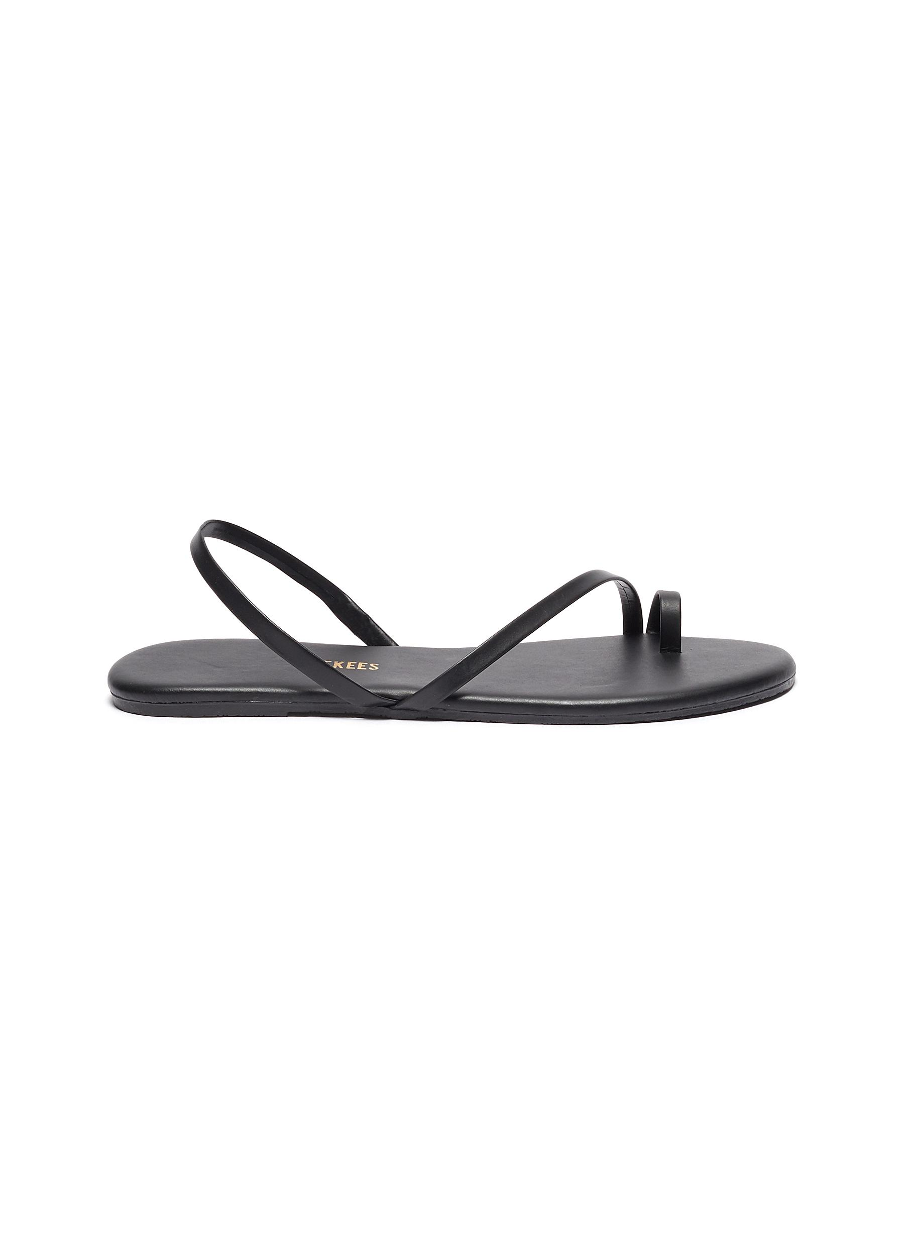 Tkees Flats LC leather sandals