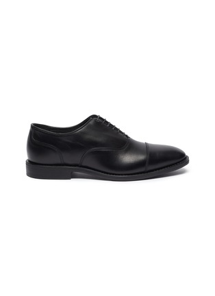 Main View - Click To Enlarge - ALLEN EDMONDS - 'Bond Street' leather Oxfords