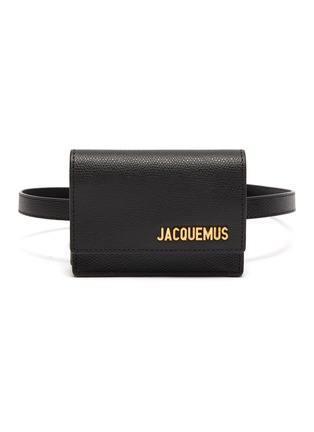 Main View - Click To Enlarge - JACQUEMUS - 'La ceinture Bello' mini belt bag