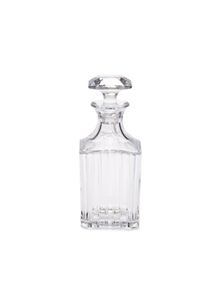 Main View - Click To Enlarge - BACCARAT - Harmonie square whiskey decanter