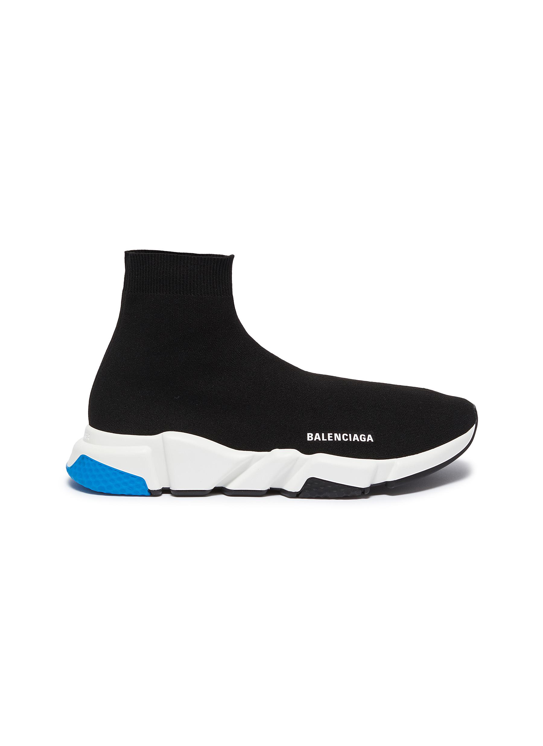 Balenciaga Sneakers 'Speed' knit slip on sneakers