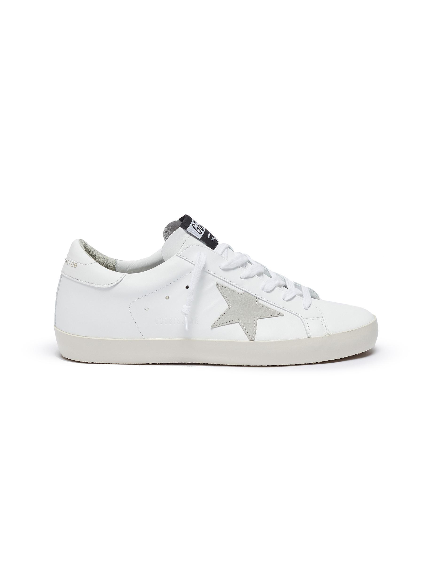Golden Goose Sneakers Superstar leather sneakers
