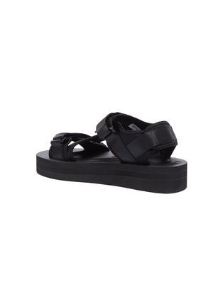 - SUICOKE - 'KISEE-VPO' strappy platform sandals