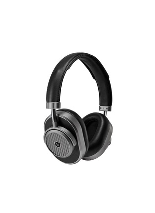 Main View - Click To Enlarge - MASTER & DYNAMIC - MW65 wireless over-ear headphones – Black