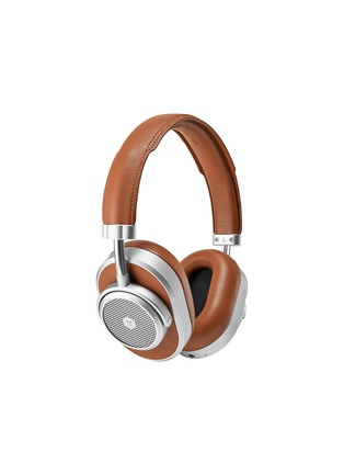 Main View - Click To Enlarge - MASTER & DYNAMIC - MW65 wireless over-ear headphones – Brown