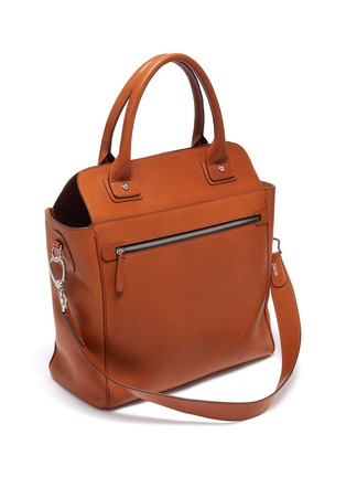 Detail View - Click To Enlarge - CONNOLLY - Leather deck bag