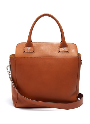 Main View - Click To Enlarge - CONNOLLY - Leather deck bag