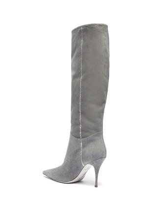 - RENÉ CAOVILLA - 'Yulieta' labrador strass embellished tall boot