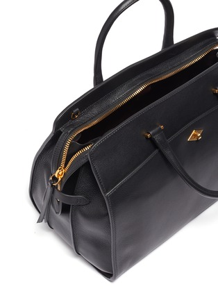 Detail View - Click To Enlarge - MÉTIER - 'Private Eye' leather bag