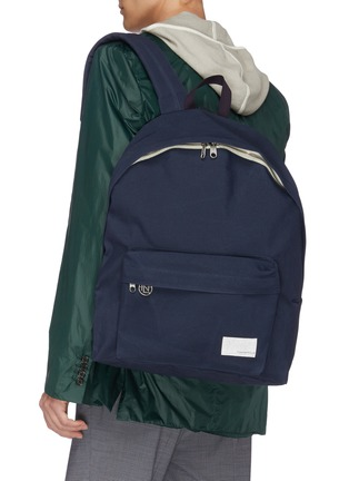 Figure View - Click To Enlarge - NANAMICA - 'Day' nylon backpack