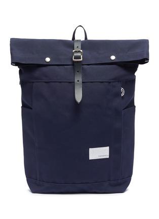 Main View - Click To Enlarge - NANAMICA - 'Cycling' Cordura® nylon twill backpack