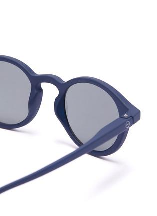 Detail View - Click To Enlarge - IZIPIZI - 'D' polycarbonate kids sunglasses