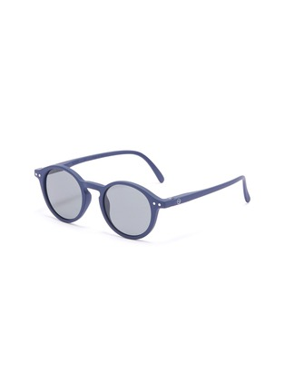 Main View - Click To Enlarge - IZIPIZI - 'D' polycarbonate kids sunglasses