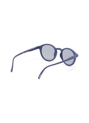 Figure View - Click To Enlarge - IZIPIZI - 'D' polycarbonate kids sunglasses