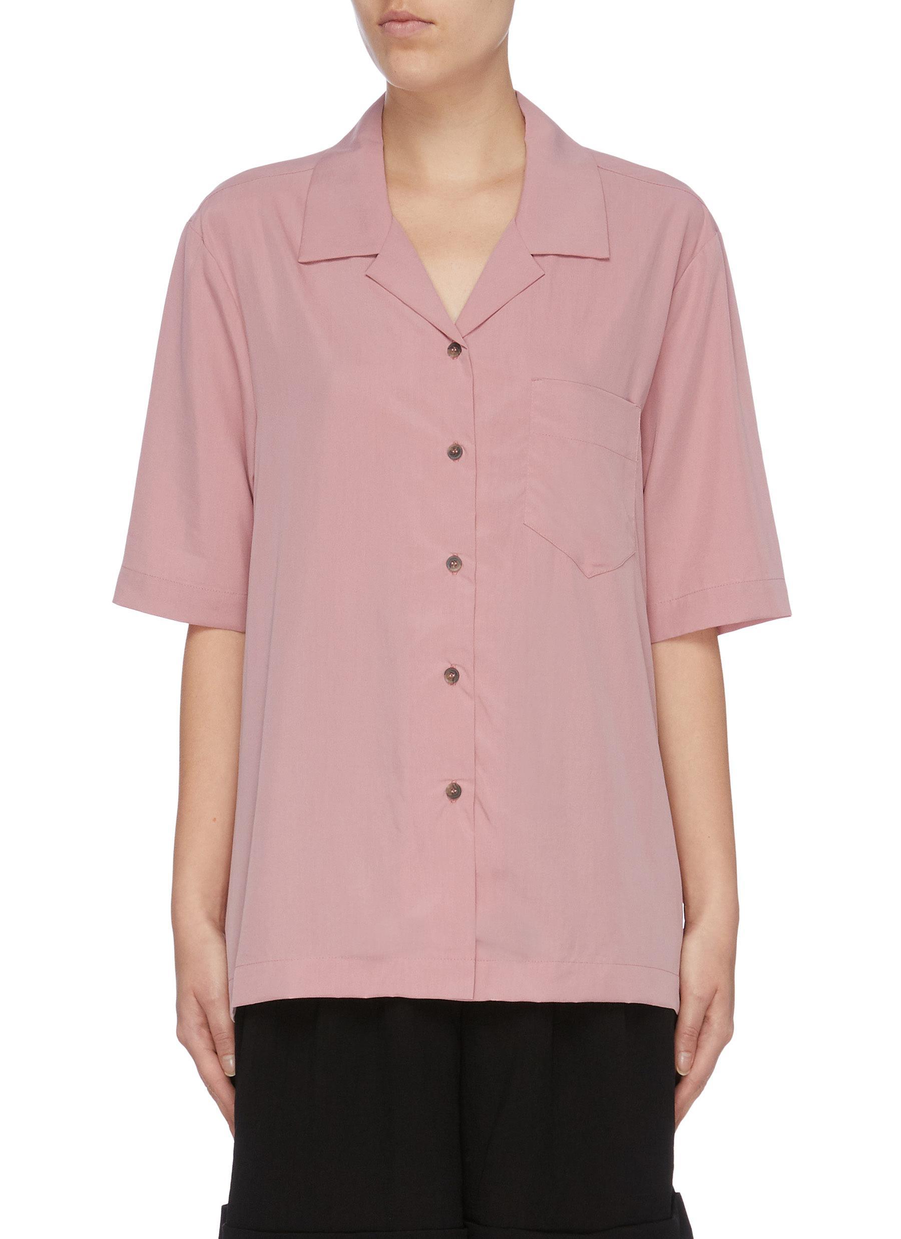 Naraz oversized shirt by Nanushka